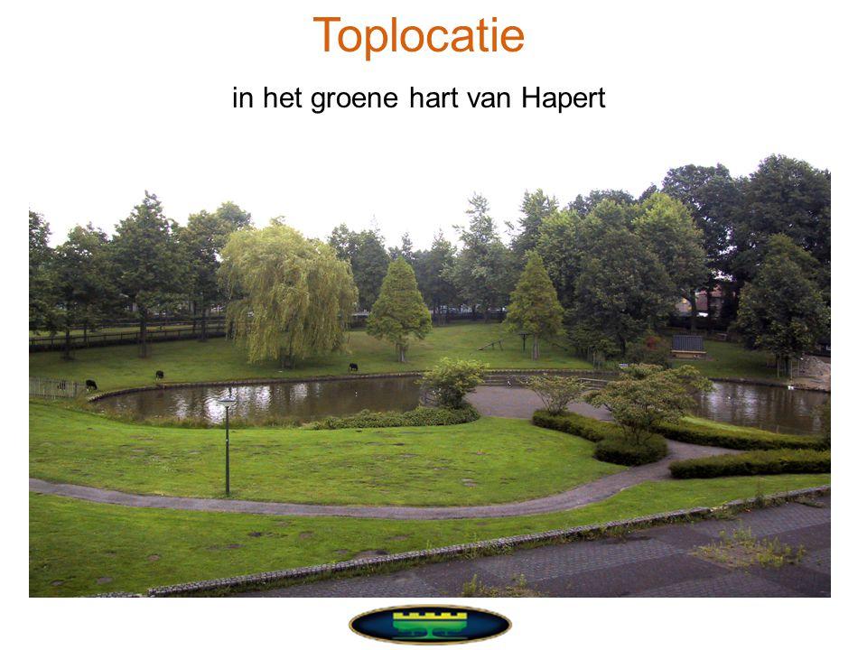 Toplocatie in het groene hart van Hapert