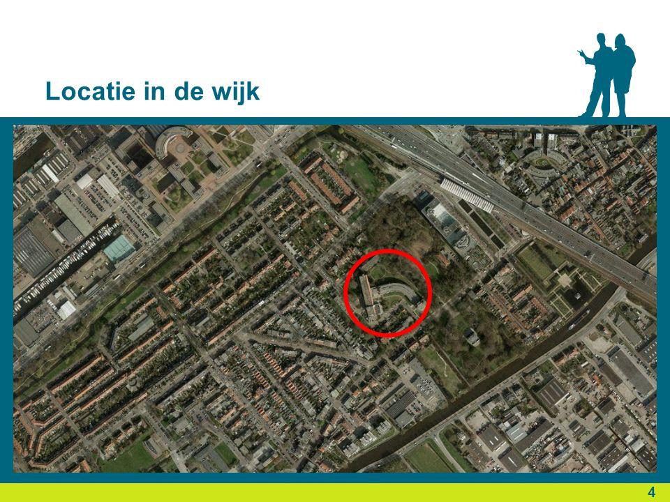 Locatie in de wijk 4 4