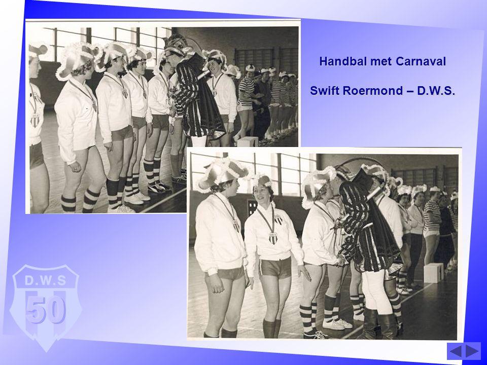 Kampioen Dames Junioren 1963 A.Elsing, J. Kraan, R.