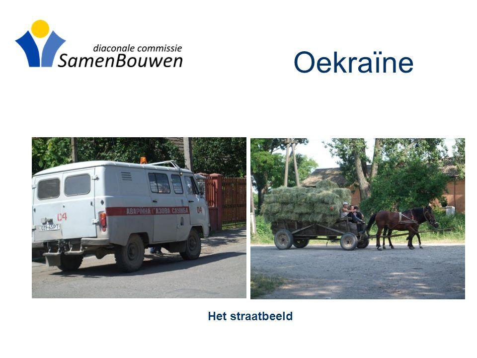 Oekraïne Het straatbeeld
