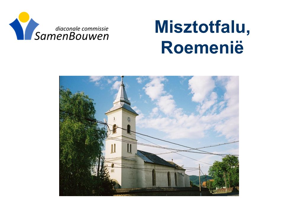 Misztotfalu, Roemenië