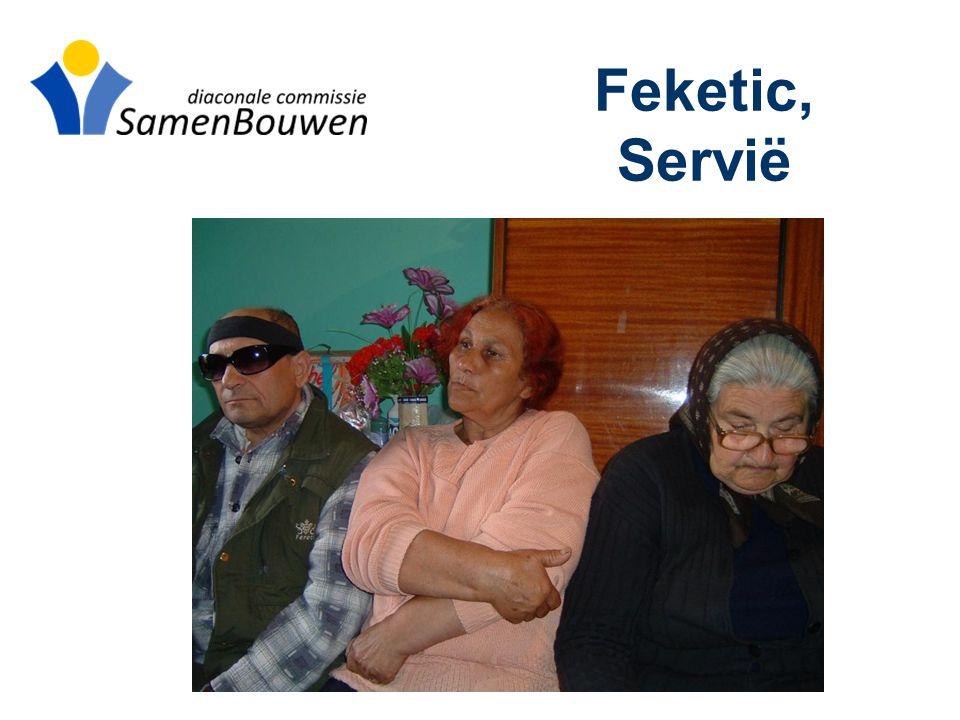 Feketic, Servië