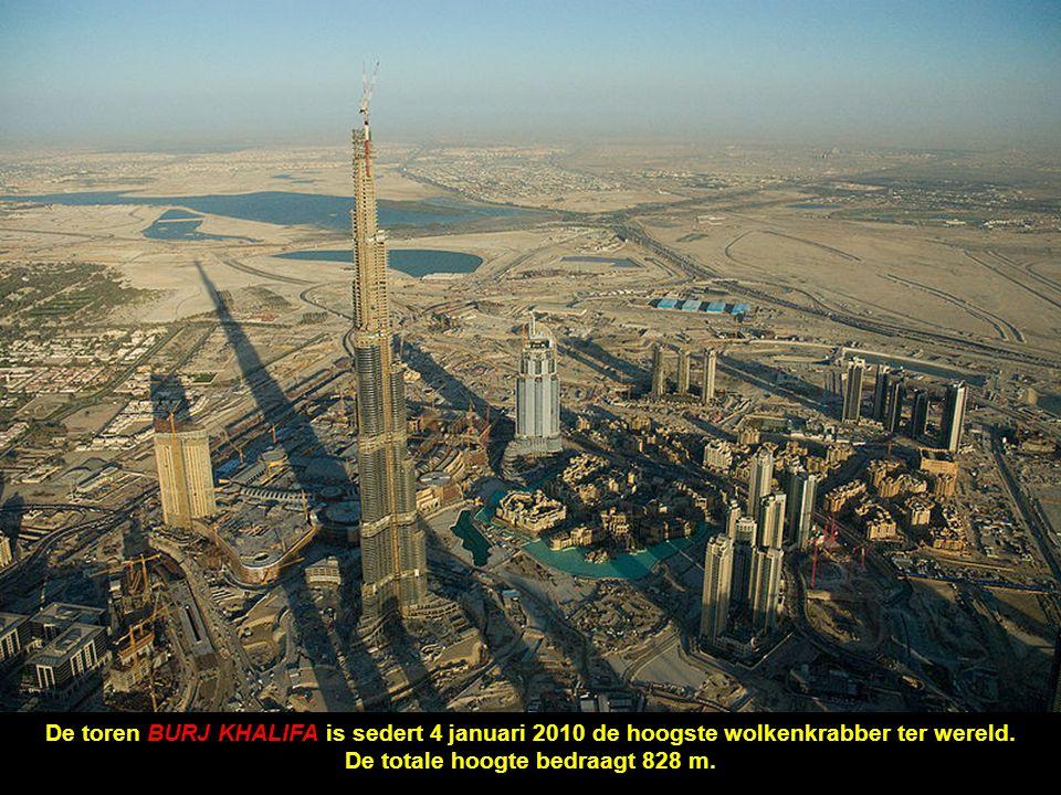 BURJ KHALIFA Een toren die al geschiedenis heeft geschreven VERTAALD UIT HET SPAANS – FREDDY STORM 05/2010
