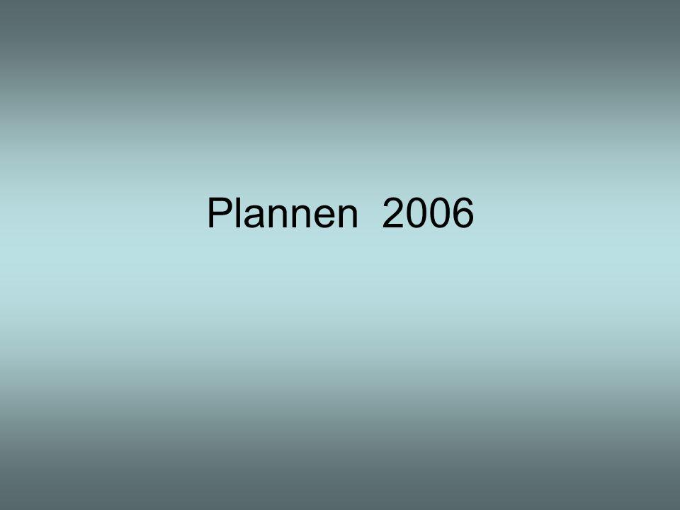 Plannen 2006