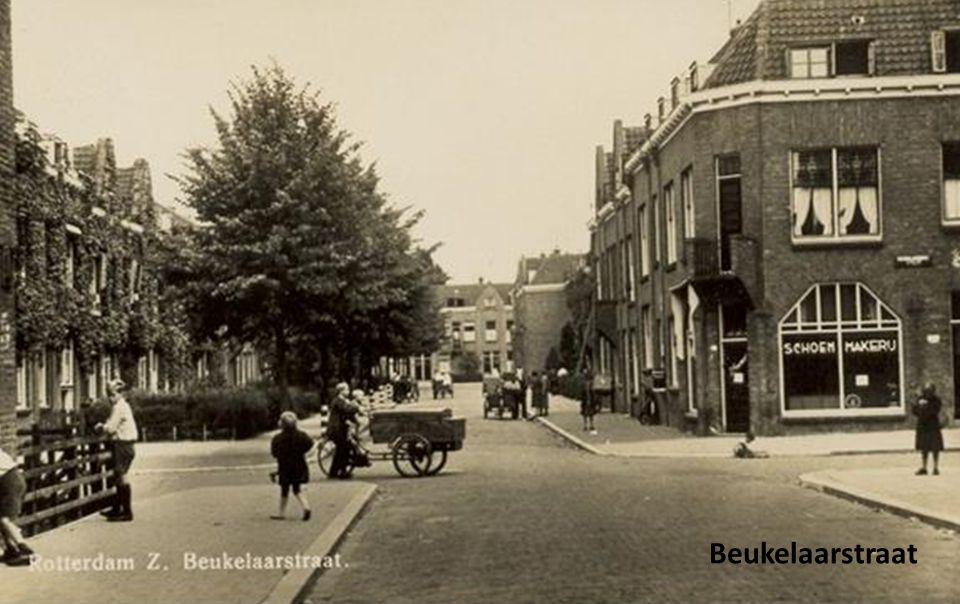 Beukelaarstraat Oud Rotterdam-zuid 2