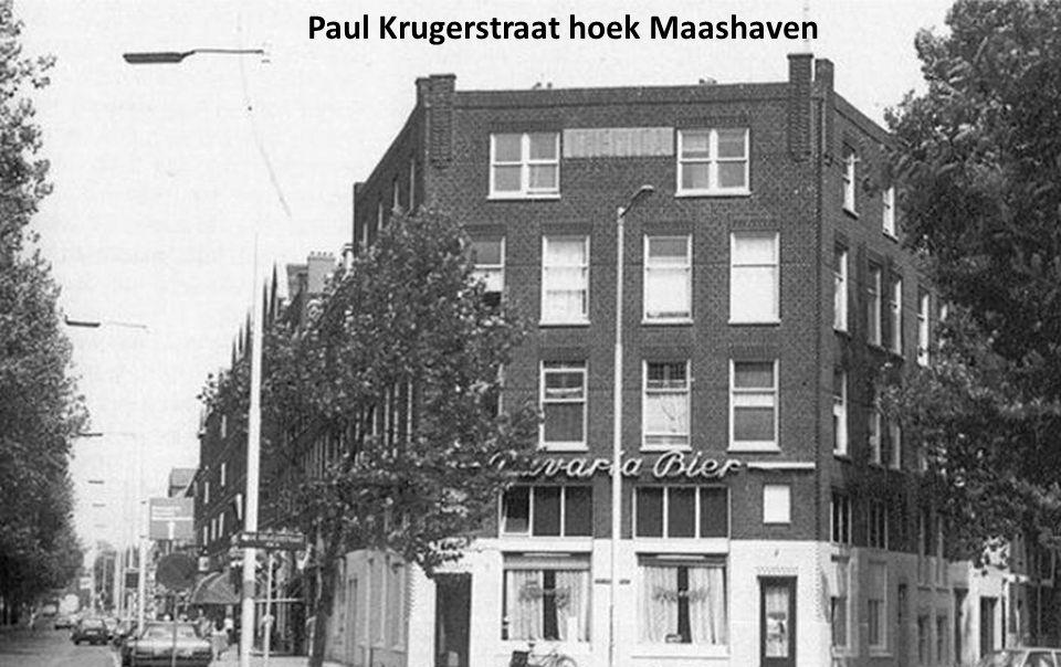 Paul Krugerstraat (Na de Markt) Toen was geluk nog heel gewoon
