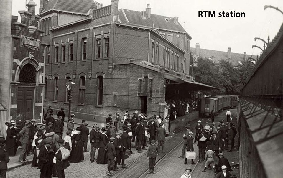 Rommelmarkt Maashaven