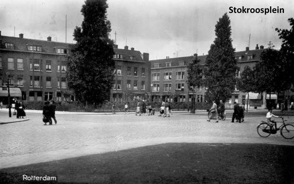 Stieltjesplein 1930