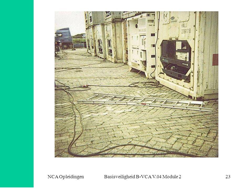 NCA Opleidingen Basisveiligheid B-VCA V.04 Module 223