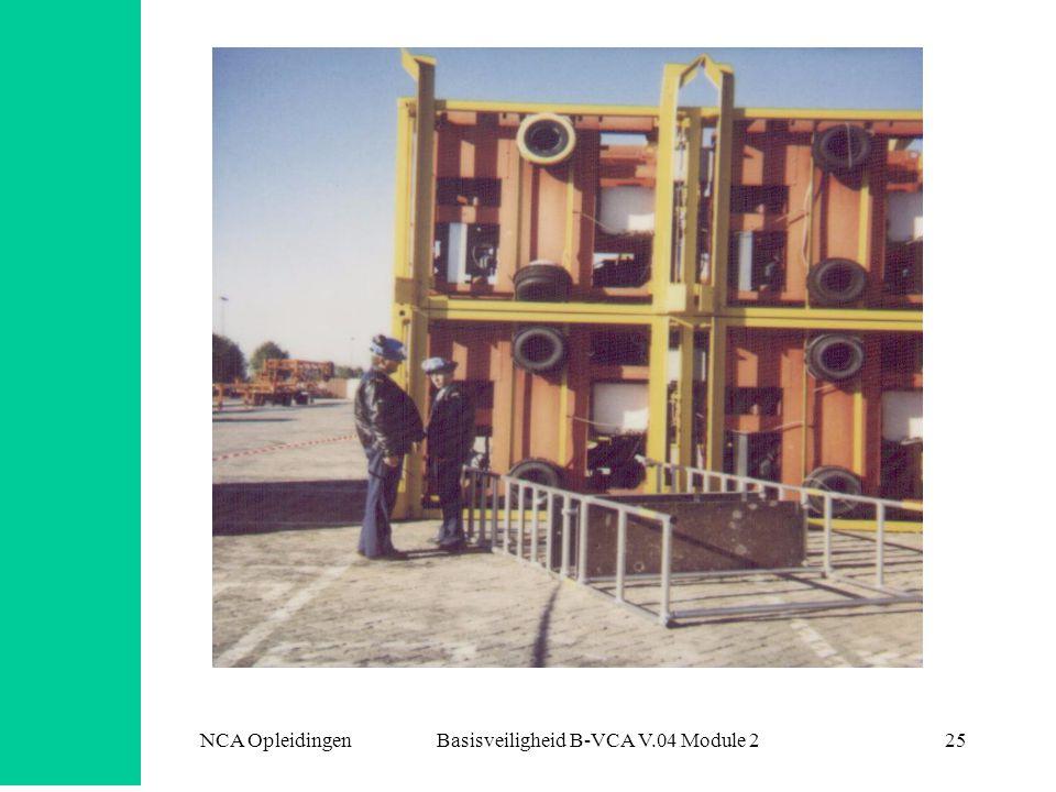 NCA Opleidingen Basisveiligheid B-VCA V.04 Module 225