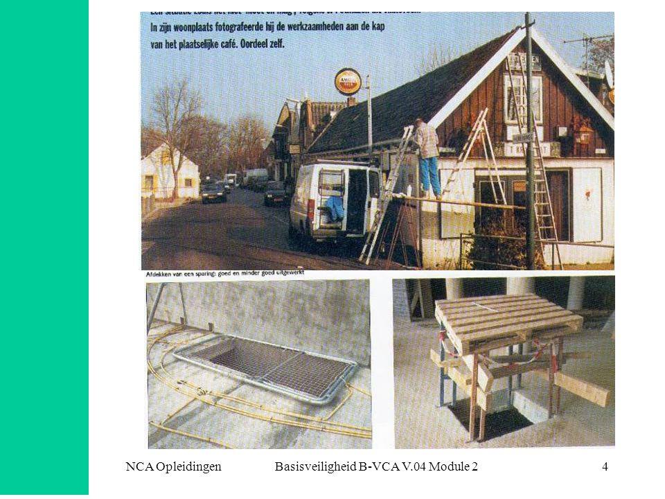 NCA Opleidingen Basisveiligheid B-VCA V.04 Module 24