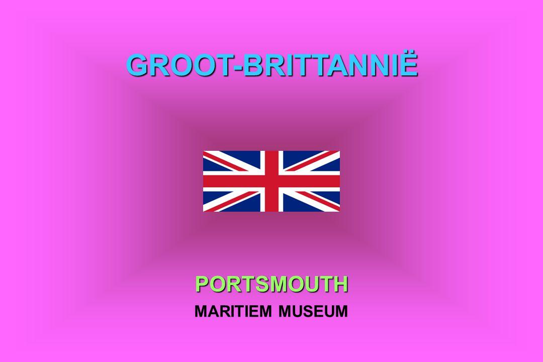 GROOT-BRITTANNIË PORTSMOUTH MARITIEM MUSEUM
