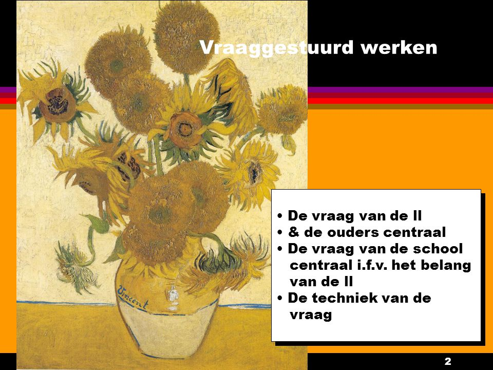 1 Jongeren met leerstoornissen in de secundaire school Tom Walgraeve VCLB-Projecten L&S BaO/SO