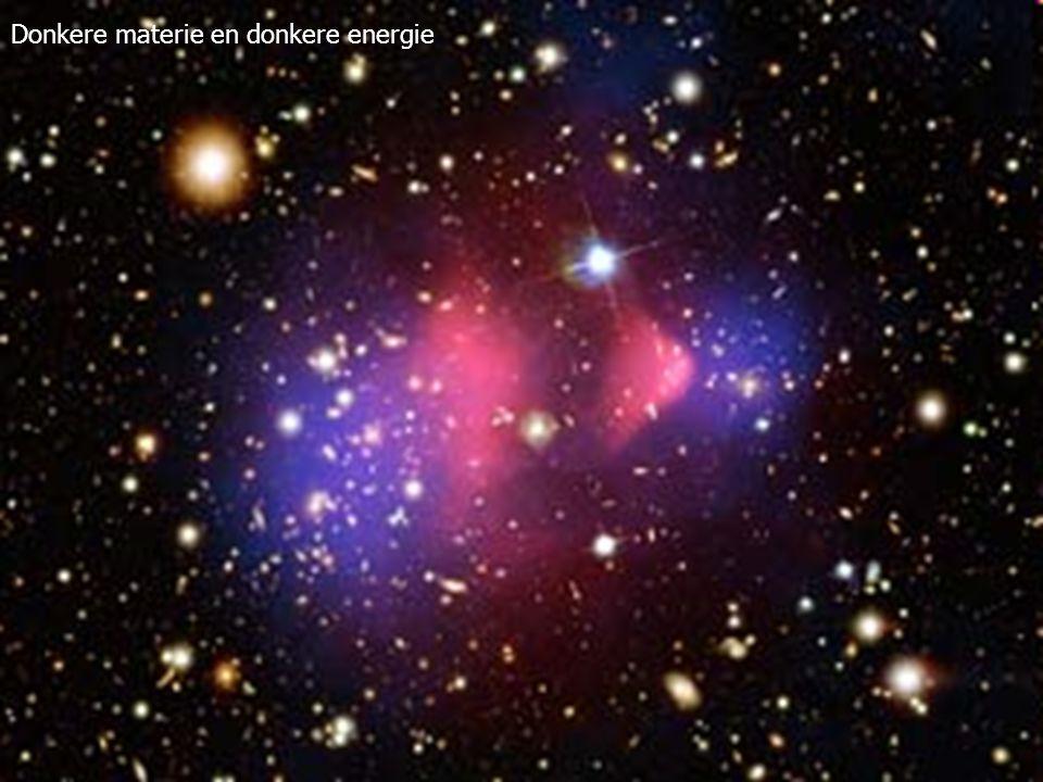 158 Dark matter and energy Donkere materie en donkere energie