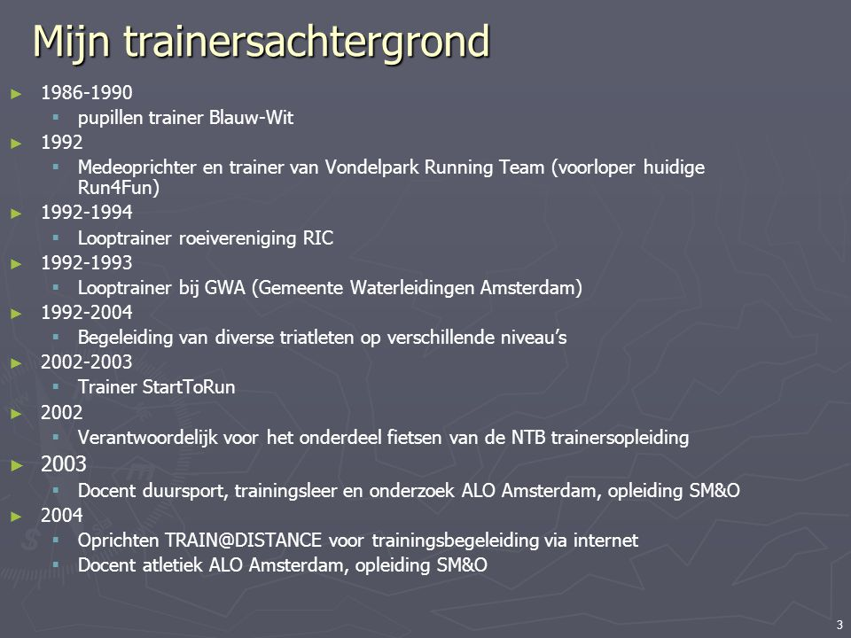 24 Overzicht TrainingsmethodeInt.