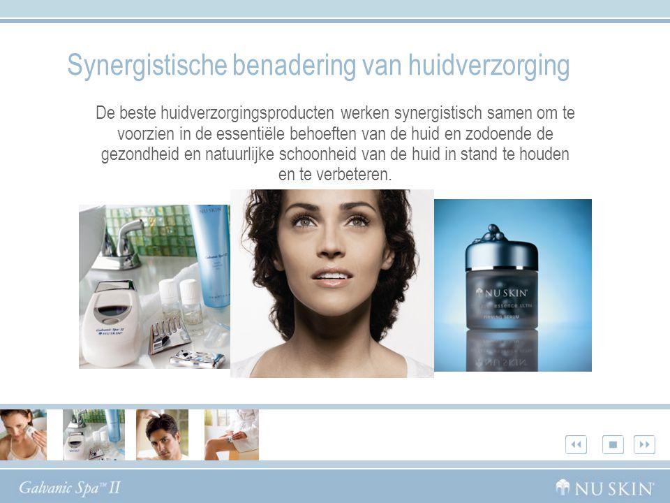 Het Nu Skin ® Galvanic Spa ™ System II