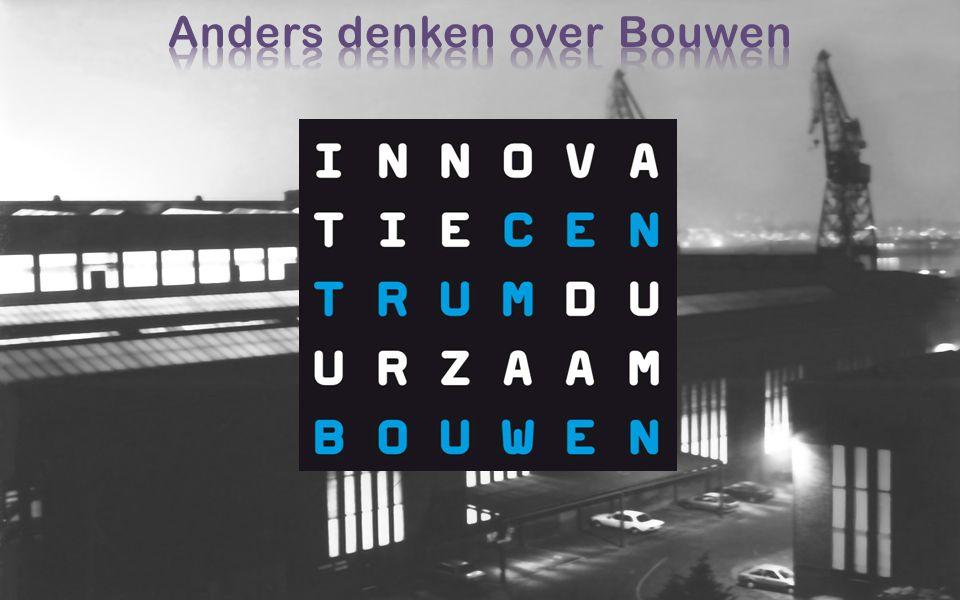 Innovatie Centrum Duurzaam Bouwen ICDuBo is een onafhankelijk, inspirerend kennis- en informatiecentrum van 2.000 m² dat alle aspecten van duurzaam bouwen inzichtelijk maakt.