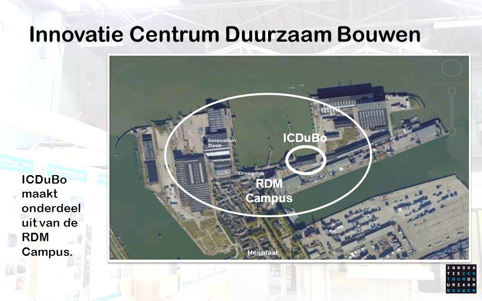 Congrescentrum Presentatie: Maak gebruik van de unieke mogelijkheden die ICDuBo kan bieden voor presentaties, bijeen- komsten, workshops etc.