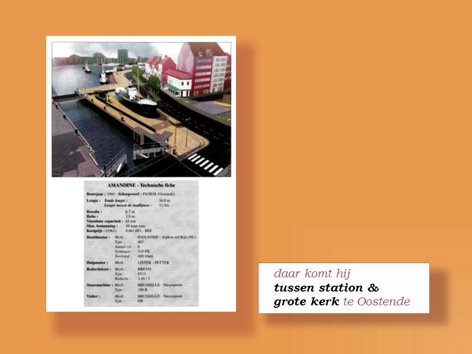 """IJslandvaarders & schipperreders Gusten & Louis op hun vertrouwde """"Amandine"""""""