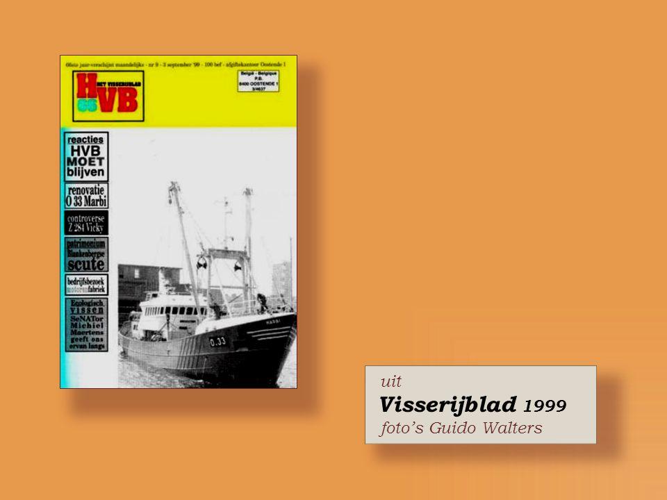 haven van Oostende & versleten kettingschakel