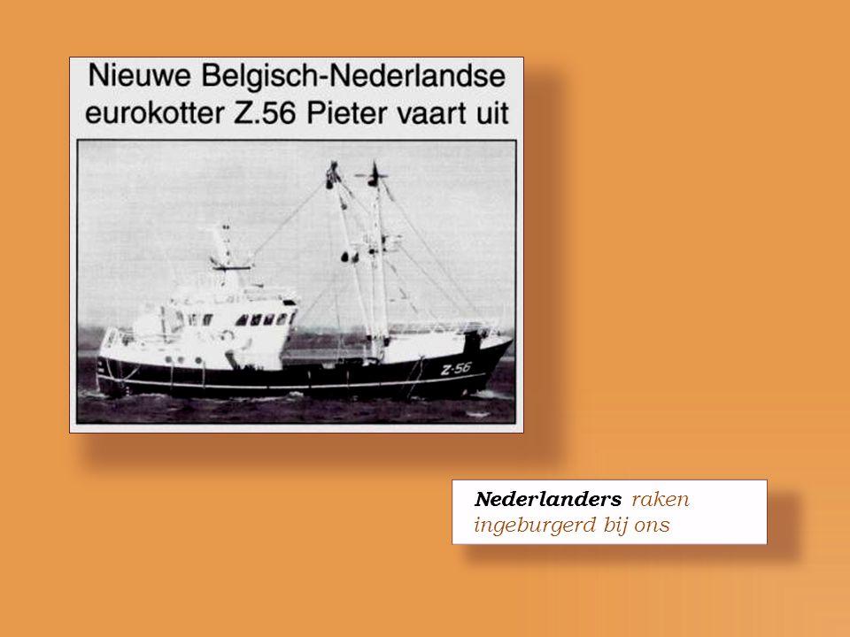 dat vissersvaartuig voer als enige met Zeebrugge Z, Oostende O en Nieuwpoort N ( ZON ) als thuishaven