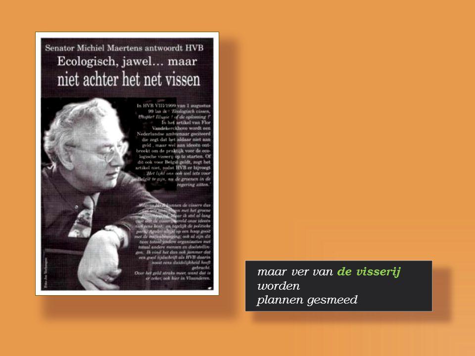 utopie, illusie of oplossing wordt er in 1999 afgevraagd