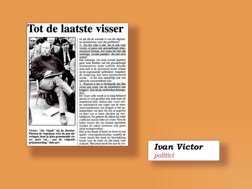 Ivan Victor politici