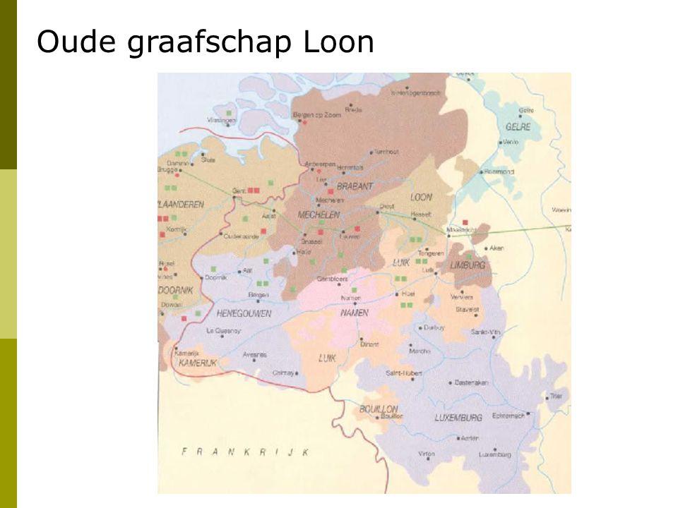 Oude graafschap Loon
