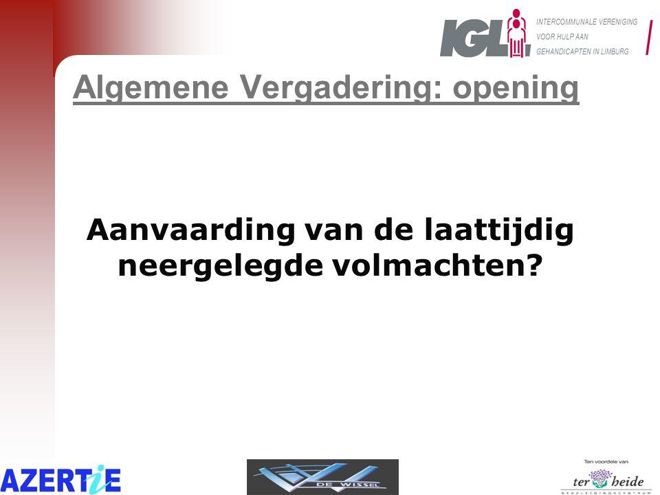 Vrijwilligers in BC Ter Heide