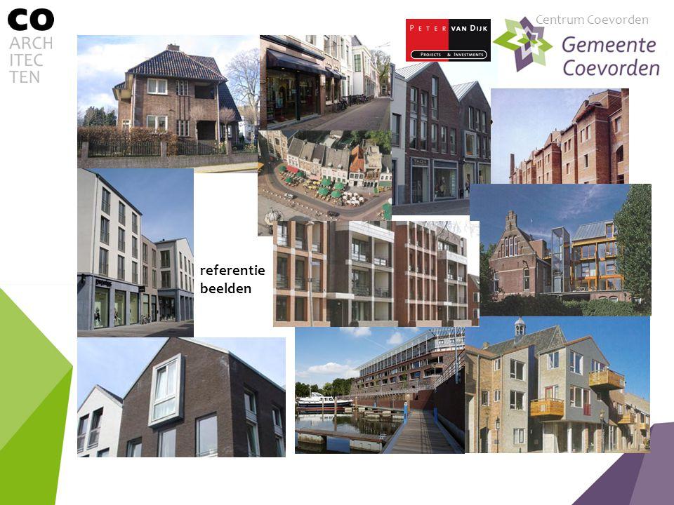 Centrum Coevorden referentie beelden