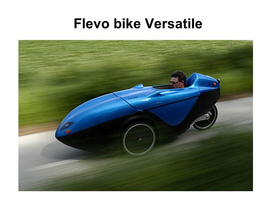 Flevo bike Versatile