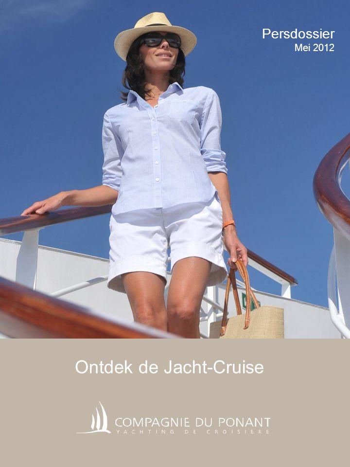 Ontdek de Jacht-Cruise Persdossier Mei 2012