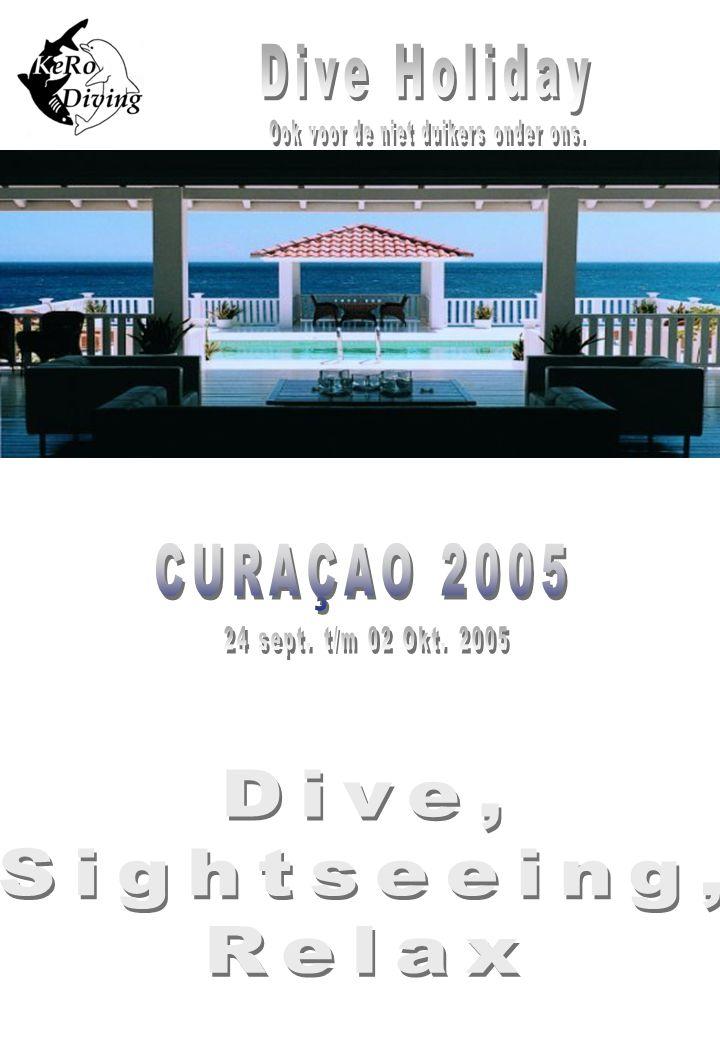 CURAÇAO, Een heerlijk, zonnig klimaat, de azuurblauwe zee en parelwitte stranden, wie droomt daar niet van.