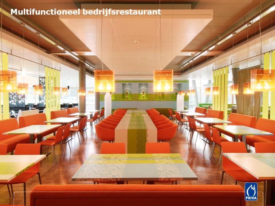 Multifunctioneel bedrijfsrestaurant