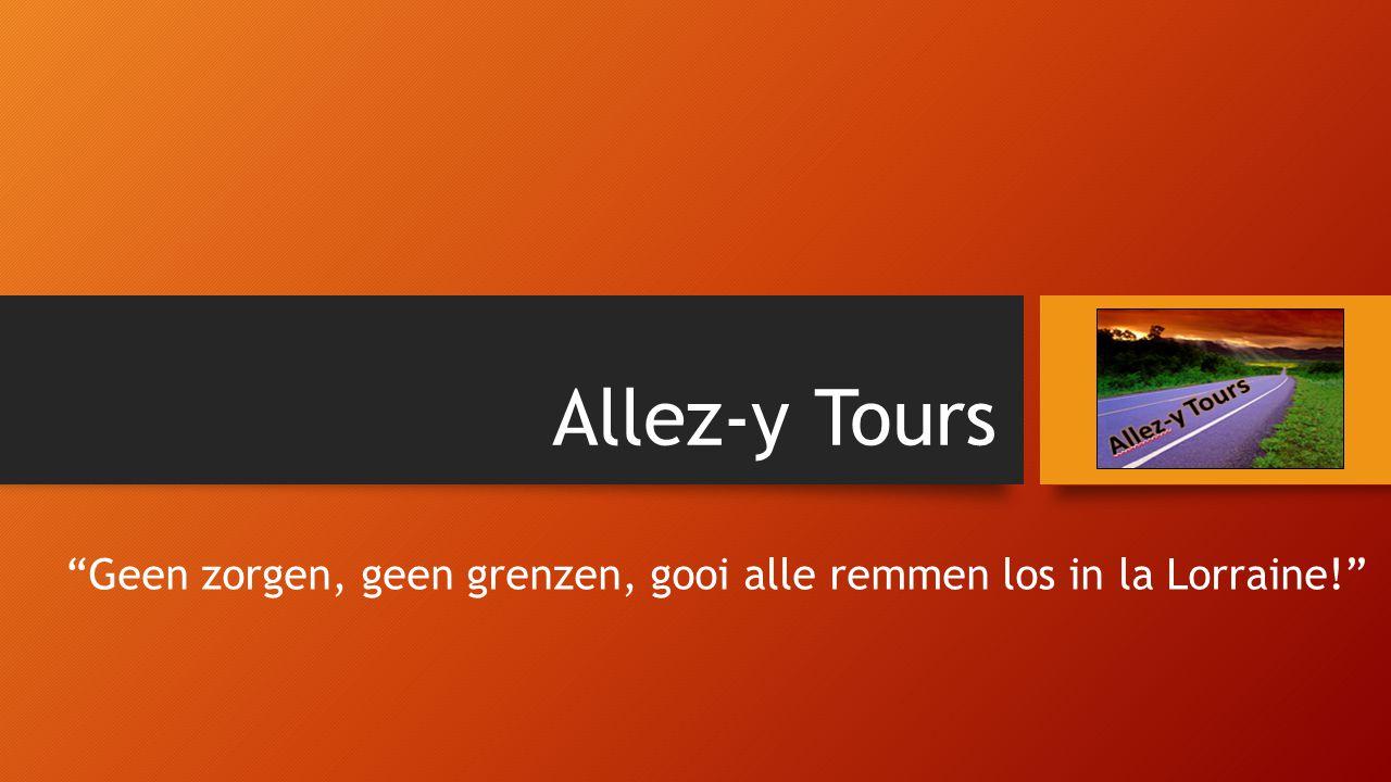 Route: Brussel - Metz Dag 1: 27/06
