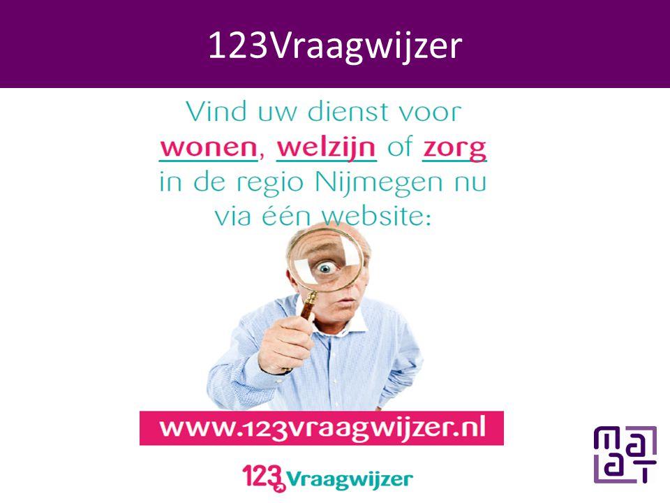 Programma 123Vraagwijzer