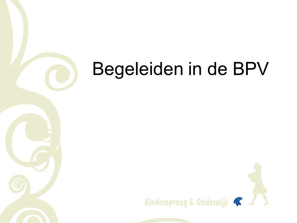 Opleidingen •SPW 3 kinderopvang en basisonderwijs BOL / BBL •Onderwijsassistent BOL •PW4 kinderopvang BOL / BBL
