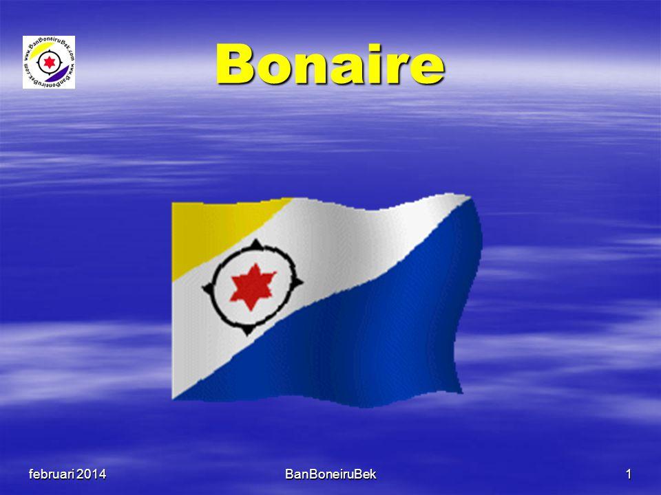 Bonaire februari 20141BanBoneiruBek