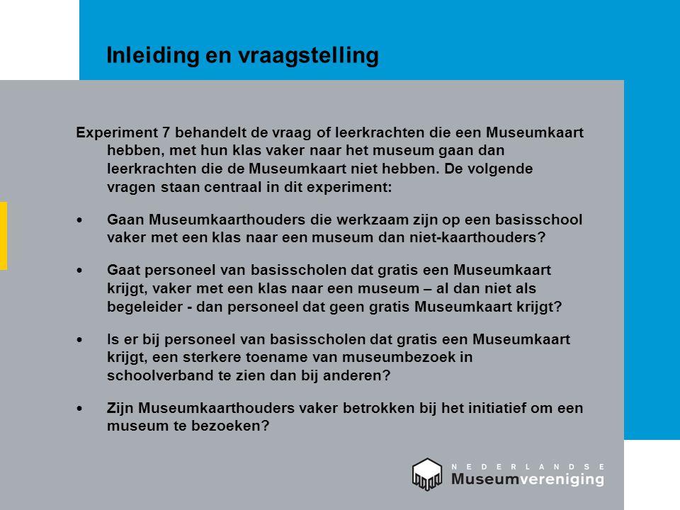 Vormgeving  Uitnodiging per e-mail aan 14.560 personen van basisscholen in heel Nederland.