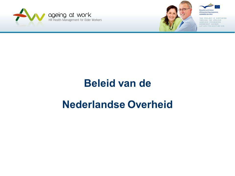 Beleid van de Nederlandse Overheid
