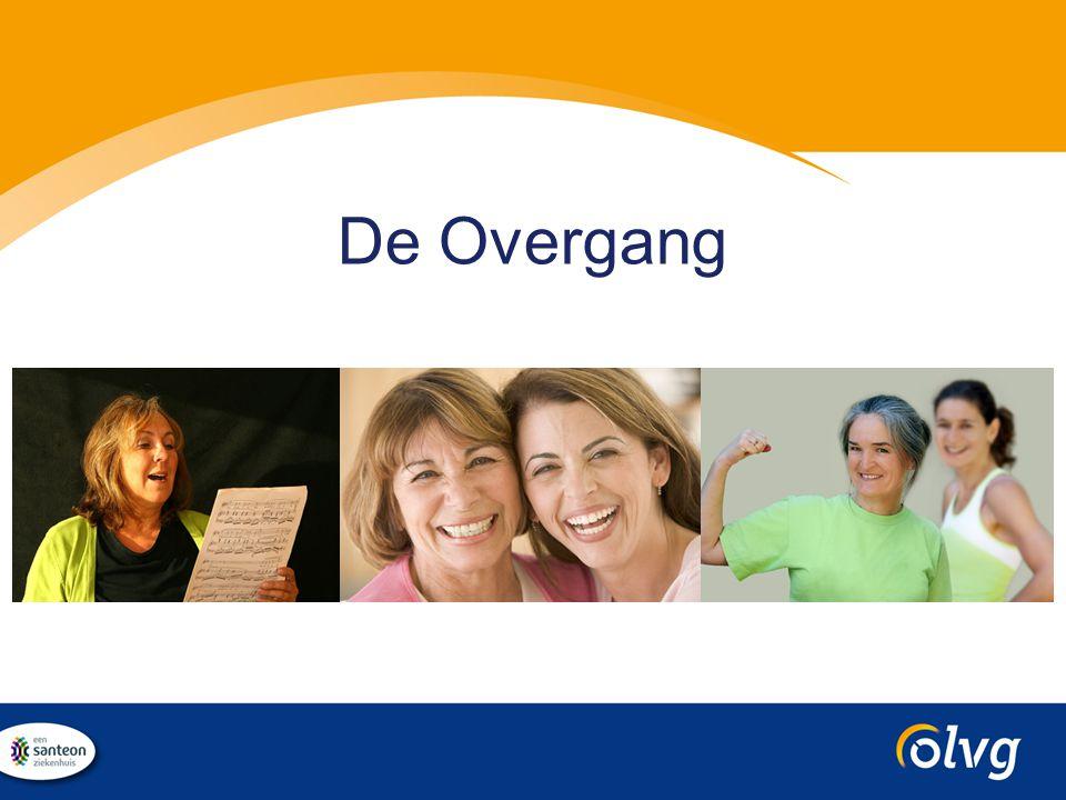•Wist u……dat er op dit moment meer dan 1,5 miljoen vrouwen in Nederland in de overgang zijn.