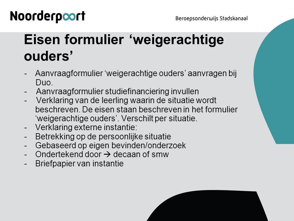 Gerard Simeon Korijnfonds Voorwaarden: -Veelbelovende student -Jonger dan 80 jaar oud -Nederlandse nationaliteit -Eerste studie -Voltijd studie -Aantoonbaar maken onvoldoende financiële middelen ouders -Maximaal gebruik van de mogelijkheden tot lenen bij DUO -Sluitende begroting