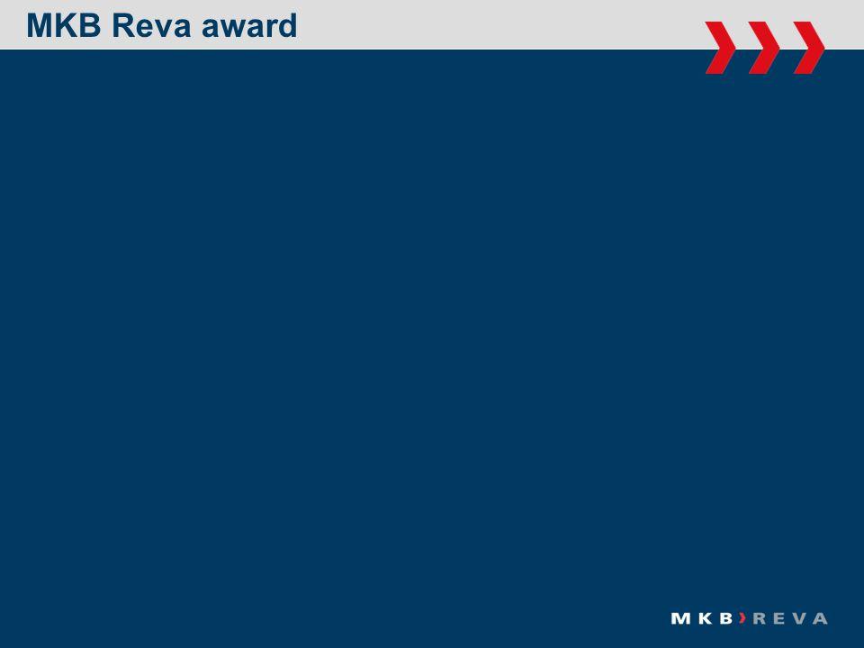 MKB Reva award