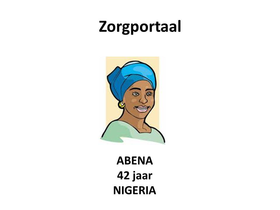 Zorgportaal ABENA 42 jaar NIGERIA