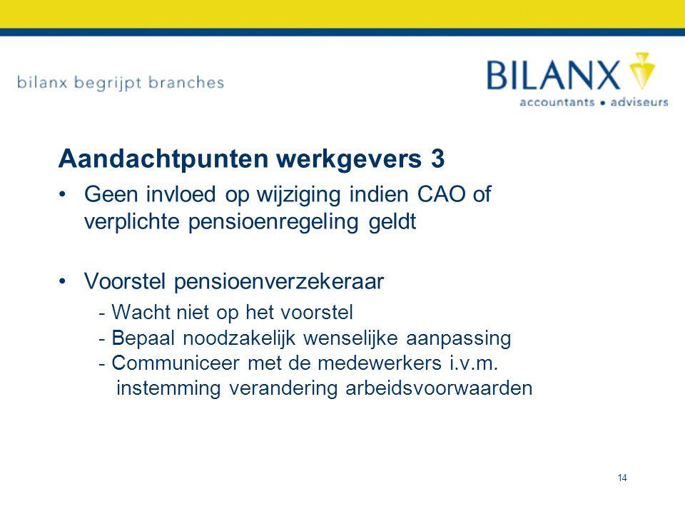 Pijler 3 Aandachtpunt ondernemer (niet dga) -Oudedagsreserve -Lijfrente verzekering /banksparen -Afgestemd op nieuwe pensioenleeftijd -Zorg voor financieel plan met wensen, doelen en advies voor optimale uitkomst -Verzeker arbeidsongeschiktheid / overlijden 15