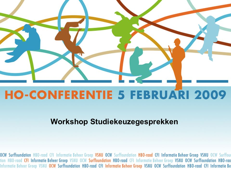 Su Workshop Studiekeuzegesprekken
