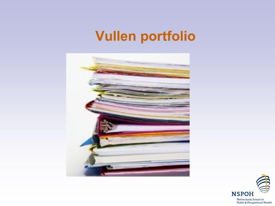 Vullen portfolio