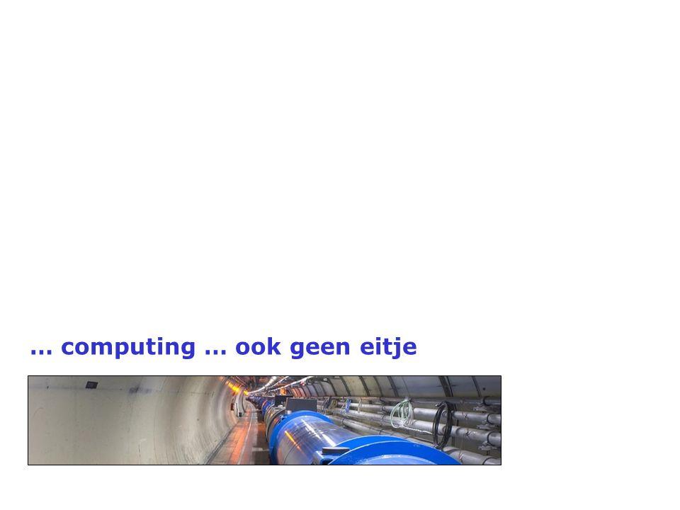 … computing … ook geen eitje