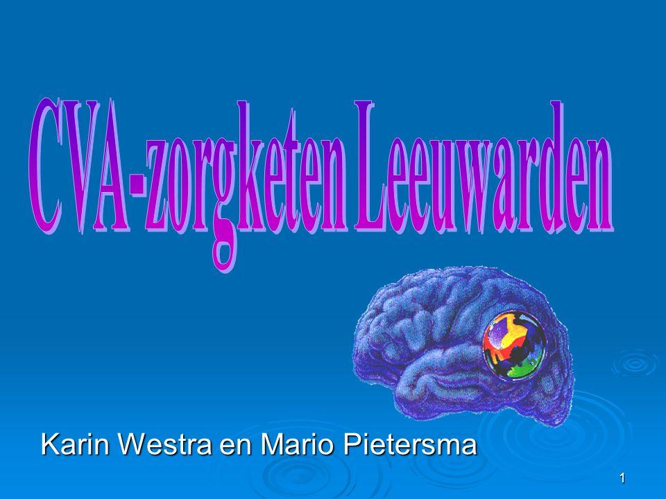 1 Karin Westra en Mario Pietersma