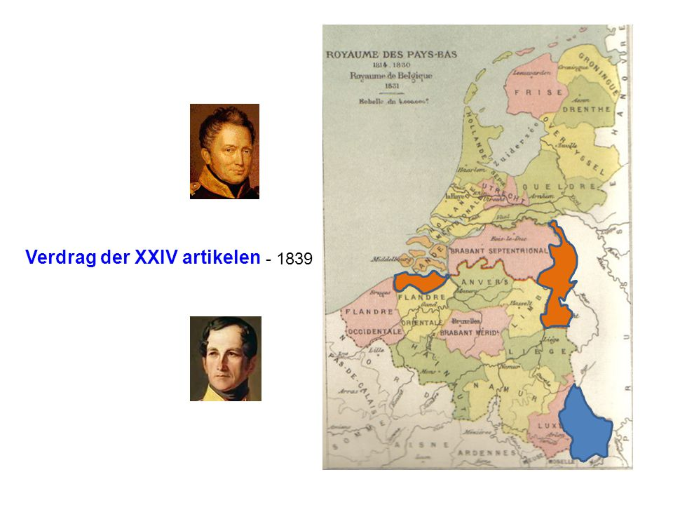 Verdrag der XXIV artikelen - 1839